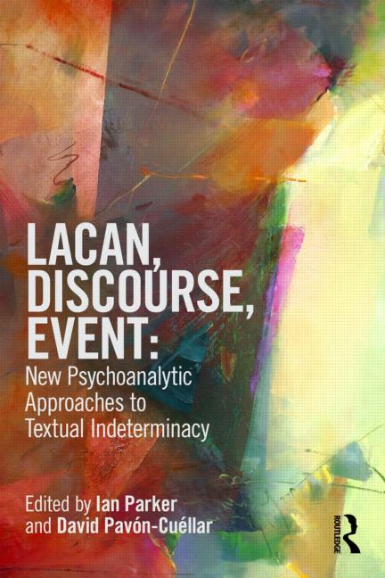 2014 Lacan discourse event cover