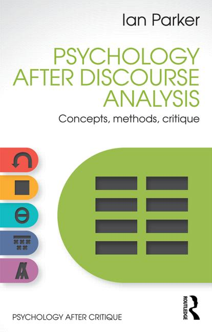after discourse analysis cover