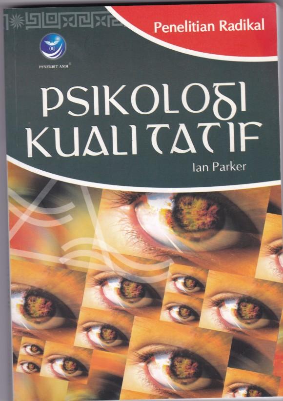 bahasa psikologi kualitatrif